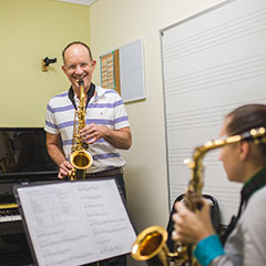 Adult Instrument Lessons   Major Player Music School