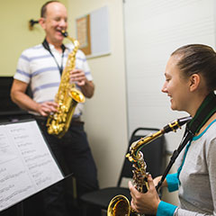Brass & Woodwind Lessons   Major Player Music School