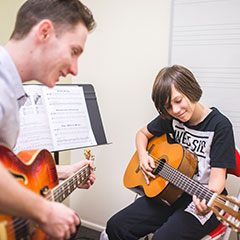 Guitar Lessons   Major Player Music School