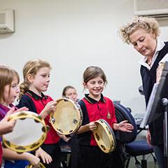 Junior Music Classes 4-7yrs | Major Player Music School