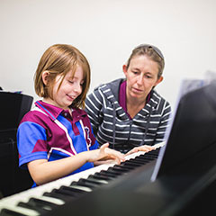 Keyboard Lessons | Major Player Music School