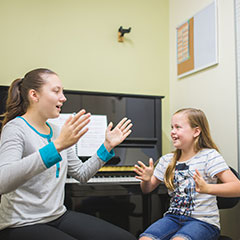 Voice/Singing Lessons   Major Player Music School
